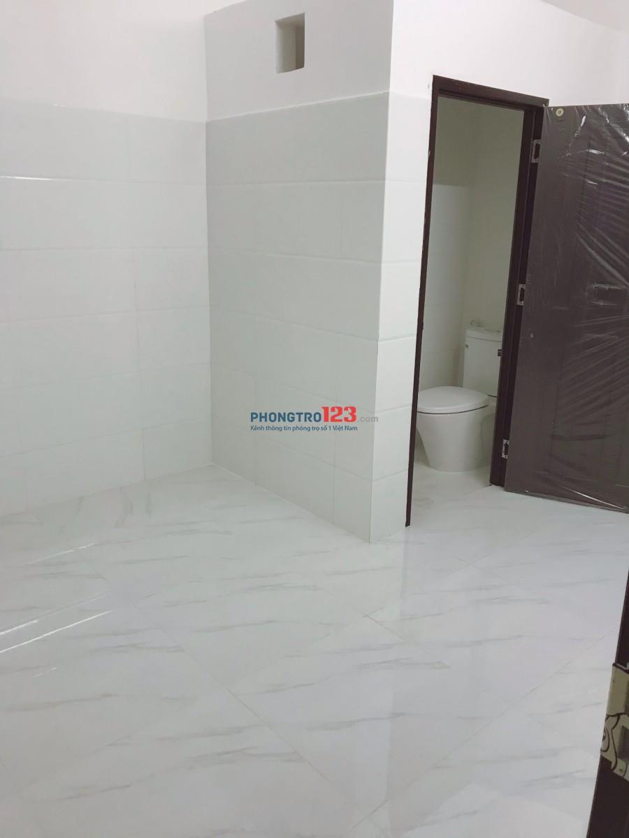 Cho thuê phòng trọ mới xây rất đẹp Dương Quảng Hàm, P.6, Gò Vấp