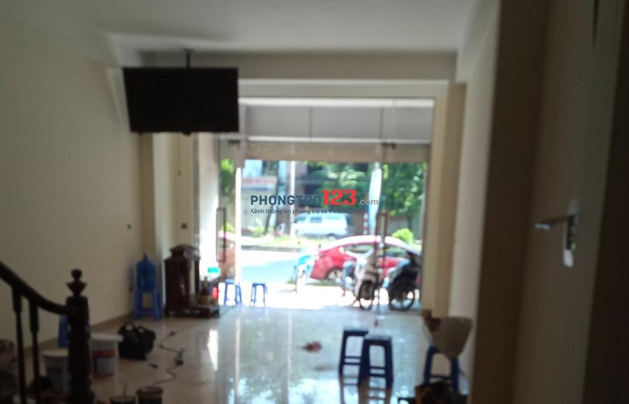 Cho thuê mặt bằng VP 105m2 đường Trung Văn, LH 0896629569