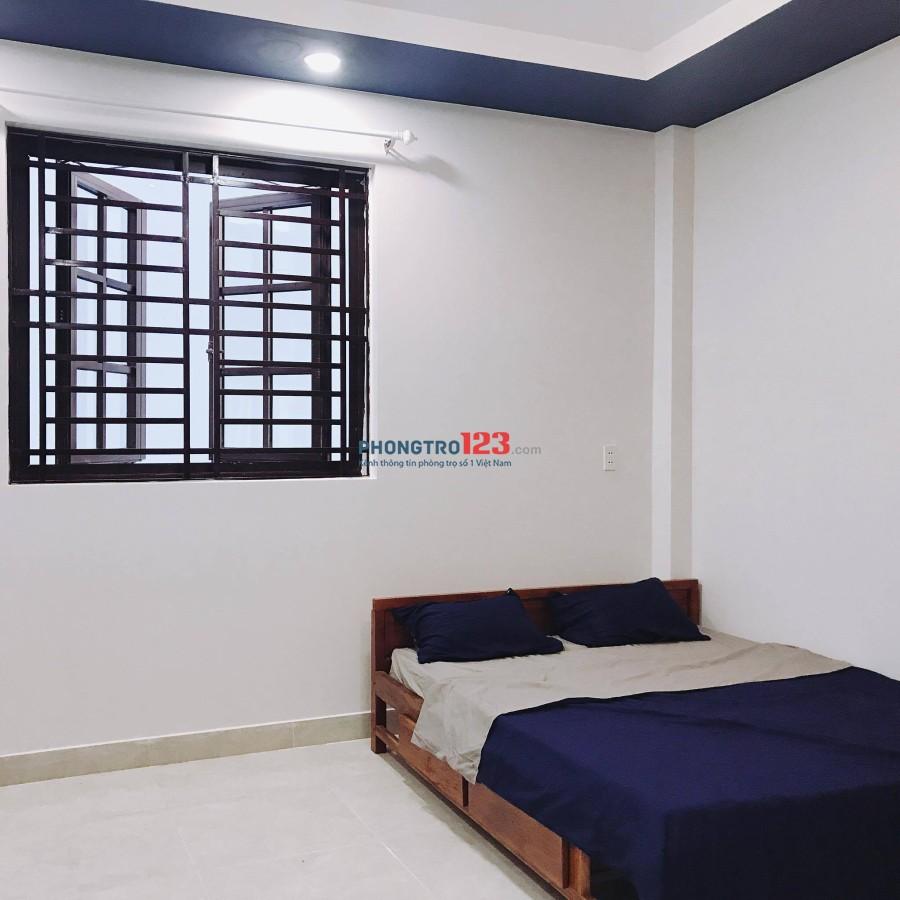 phòng đầy đủ tiện nghi ngay cầu điện biên phủ 25m2 5tr5