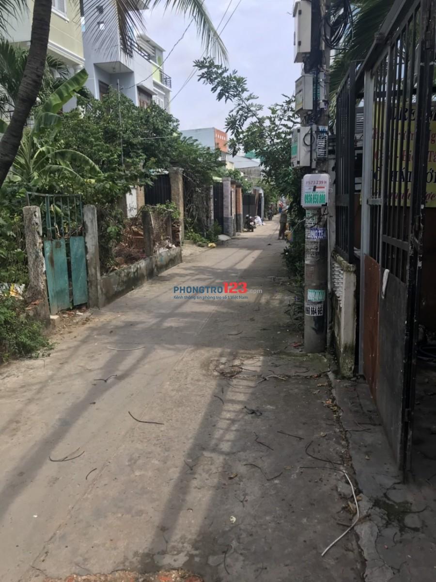 Chính chủ cho thuê nhà 2 mặt tiền hẻm, Tiện KD Cafe sân Vườn tại Nguyễn Thị Thập, Q.7