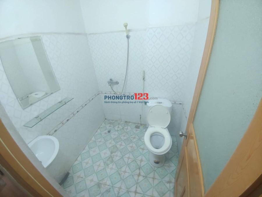 Cho thuê phòng trọ 20m2 đầy đủ tiện nghi Trích Sài, Tây Hồ