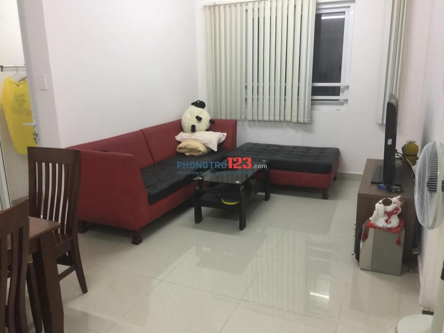 Cho Thuê Căn hộ 2PN 2WC Đạt Gia Residence, Q.Thủ Đức