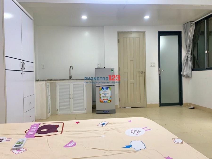 Cho thuê phòng cao cấp full nội thất đường Phan Xich Long, phường 2, Phú Nhuận