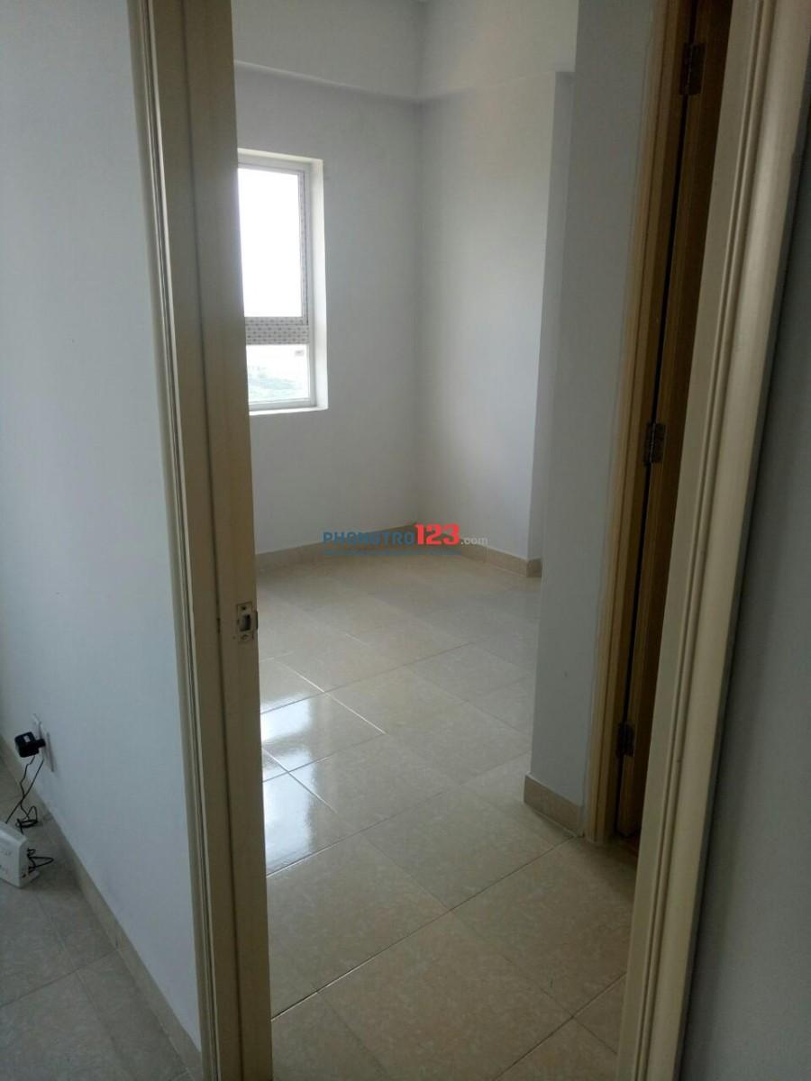 Cho thuê căn hộ Hoàng Quân PLAZA, 2PN, 2WC, gần chợ Bình Điền, giá 5 triệu