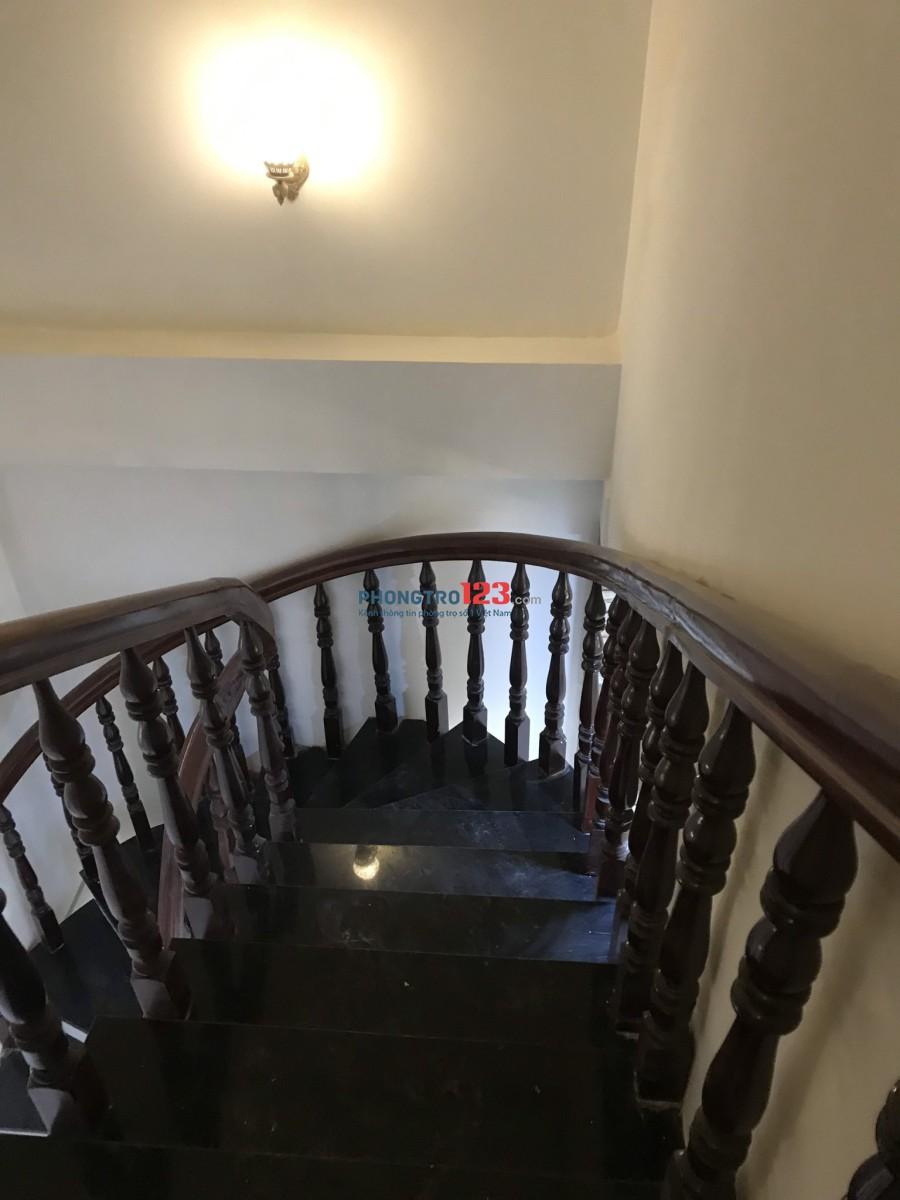 Cho thuê phòng mới đẹp 30m2, giá 4,5 triệu