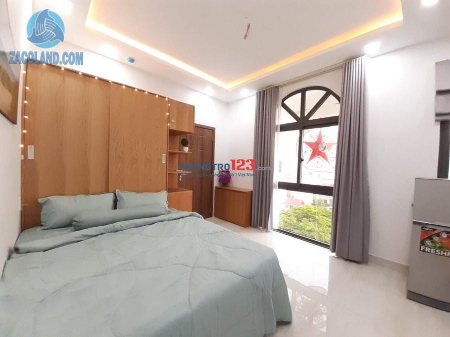 Căn Hộ mini full nội thất gần khu ẩm thực Đường Phan Xích Long