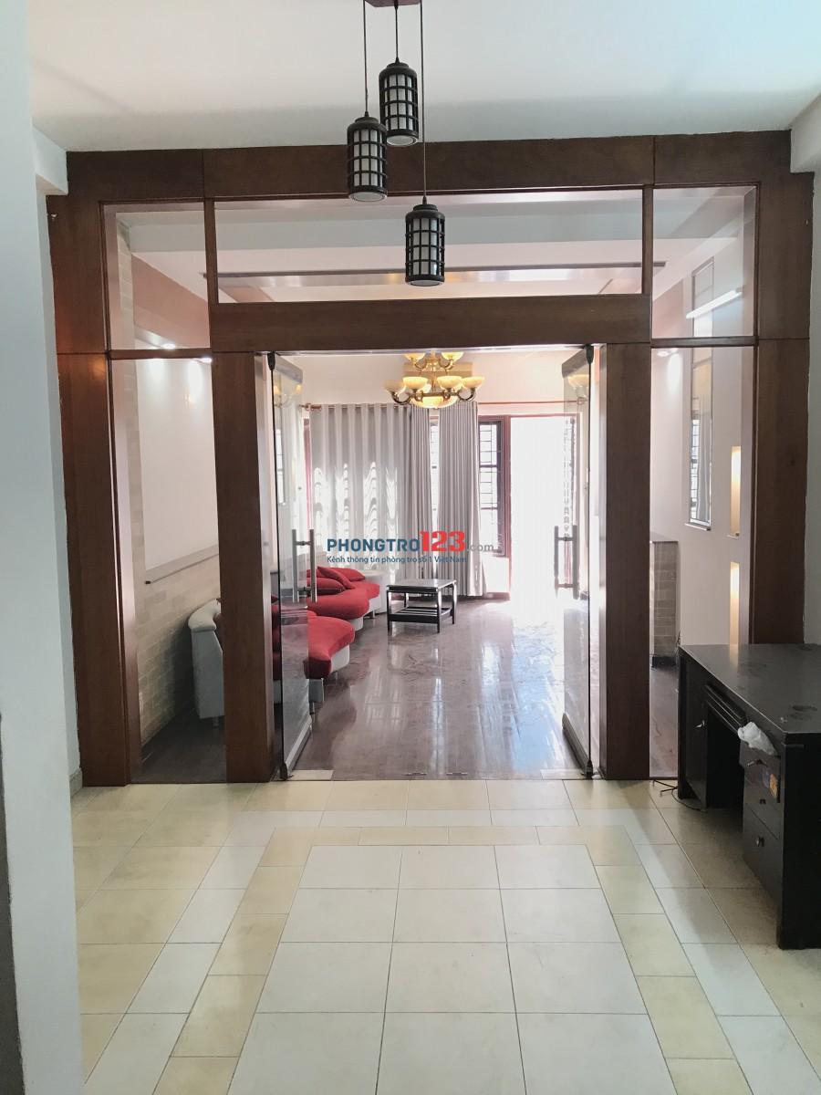Phòng trọ, căn hộ MINI tiện nghi 176 Cao Lỗ, P.4, Q.8, DT 60m2 1 phòng ngủ, phòng khách tiện nghi