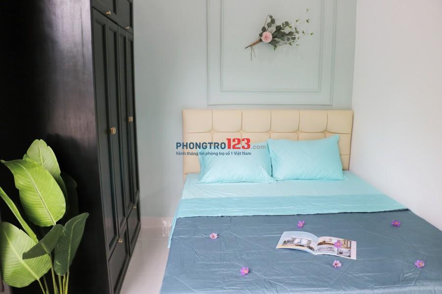 Căn hộ cao cấp 1 phòng ngủ cho thuê dài hạn