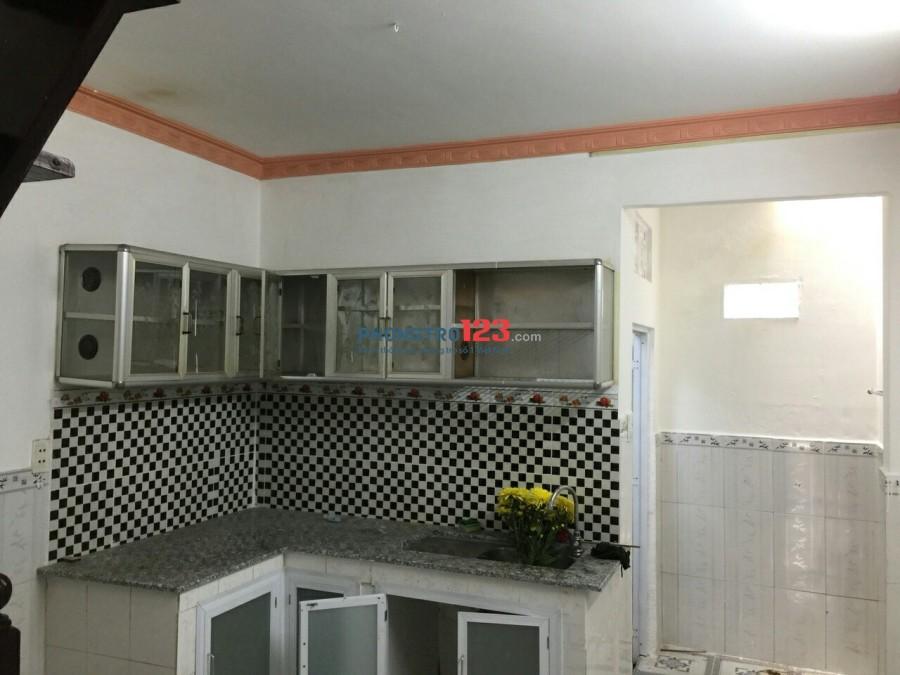 Cho thuê nhà nguyên căn gần Bệnh viện quận 12, đường Huỳnh Thị Hai