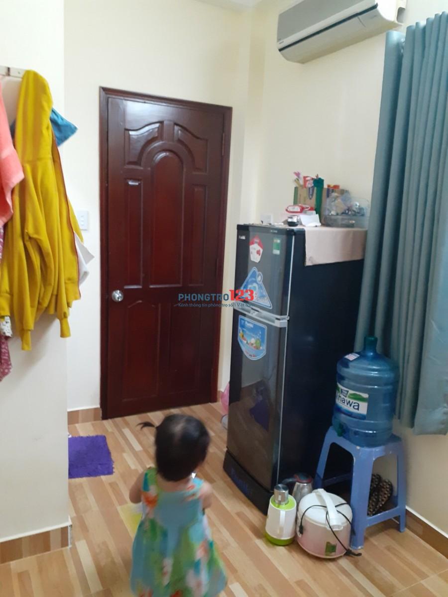 Chính chủ cho thuê phòng trọ quận 3 - Trần Quang Diệu