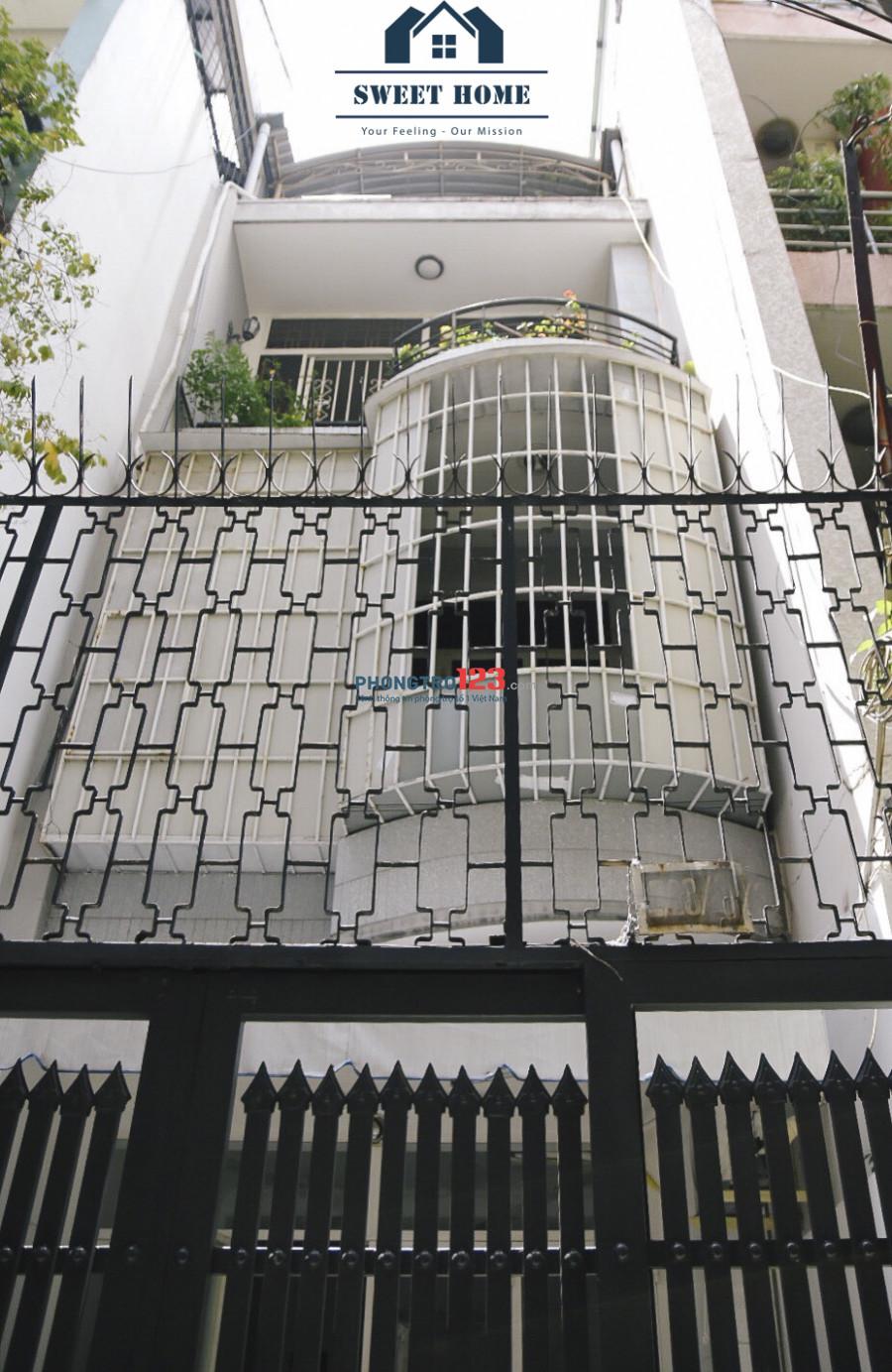 Ký Túc Xá tiện nghi SweetHome chi nhánh Phú Nhuận