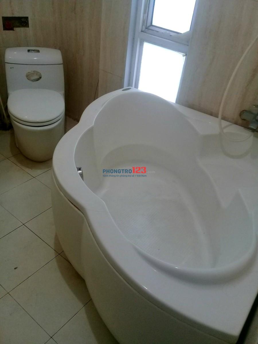 Cho thuê nhà MT xe tải Nguyễn Thượng Hiền trệt 2 lầu, 2PN 3WC (150m2)
