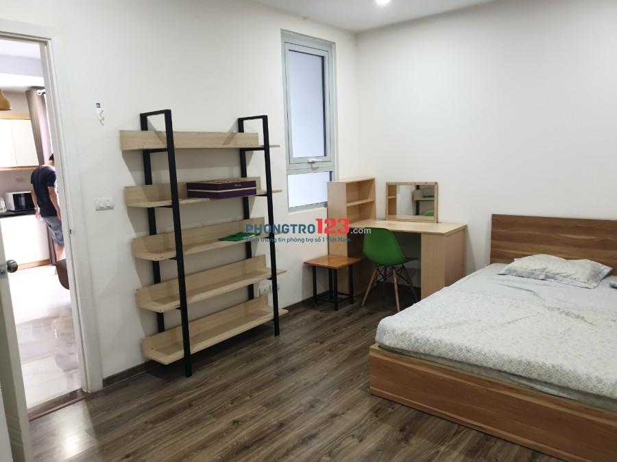 Cho thuê căn hộ chung cư Ecolife Capitol 58 Tố Hữu