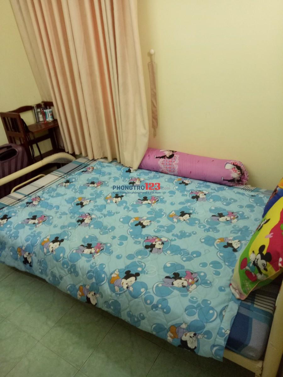 Cần tìm 1 bạn nữ ở ghép Chung Cư Bàu Cát 2, Đường Hồng Lạc, Quận Tân Bình