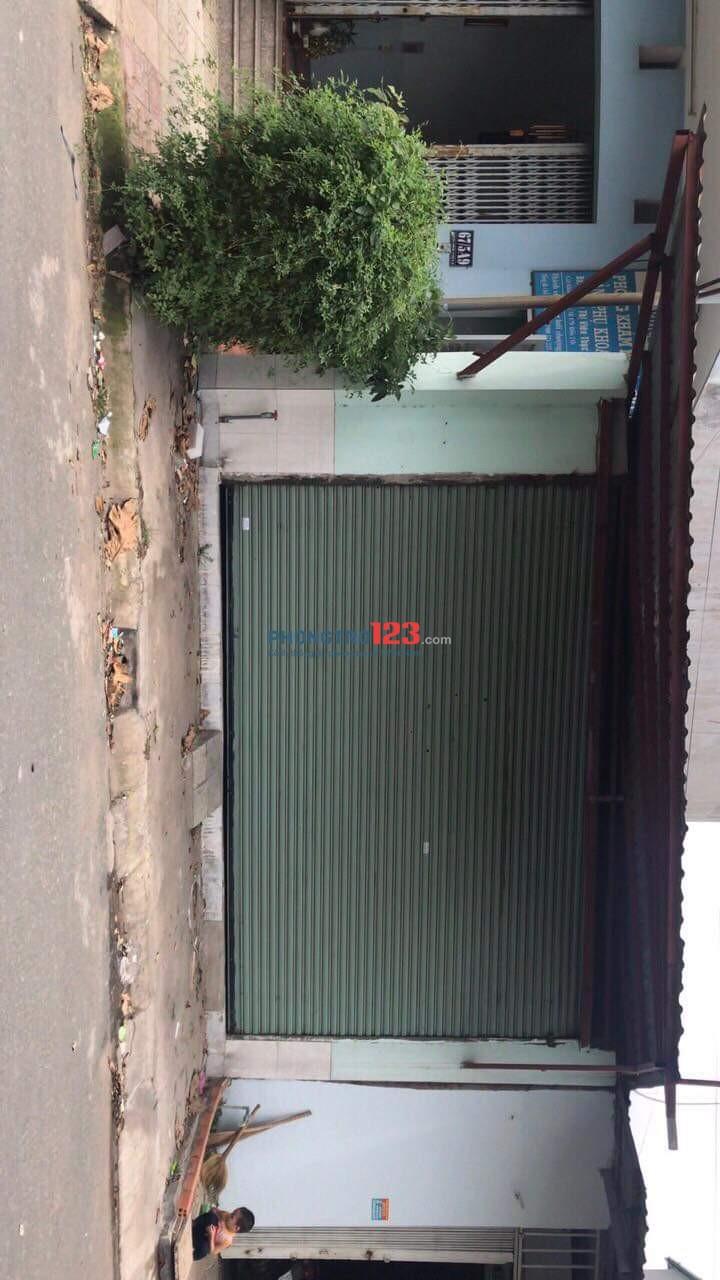 Cho thuê Nhà 70m^2 thị xã Thuận An