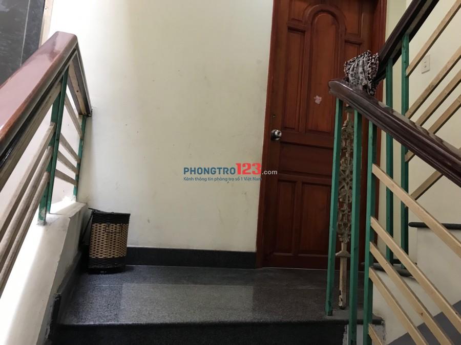 Cho thuê phòng trọ 5 Hoa Sứ, P.7, Phú Nhuận. DT 20m2, giá 3.3tr
