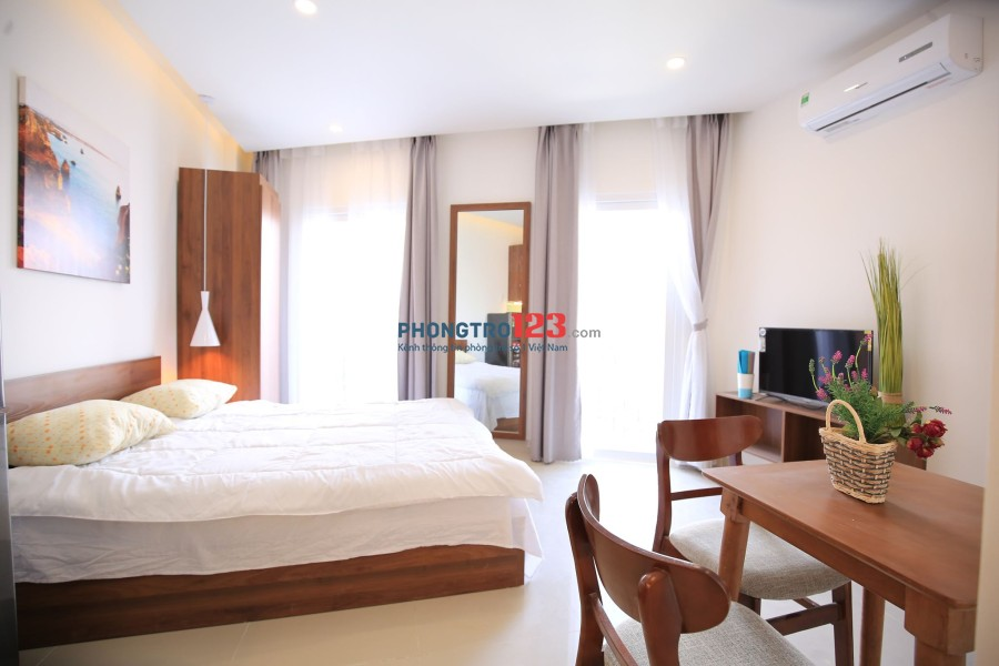 Cho thuê căn hộ cao cấp Quận Phú Nhuận, đầy đủ tiện nghi