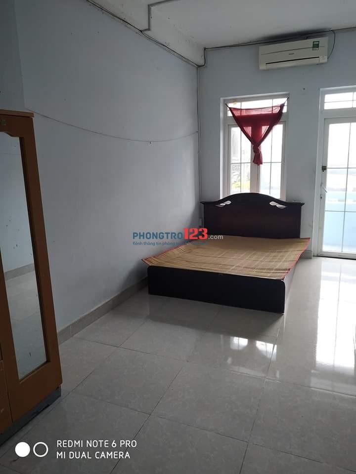 Cho thuê phòng trọ MT Văn Thân, Q.6