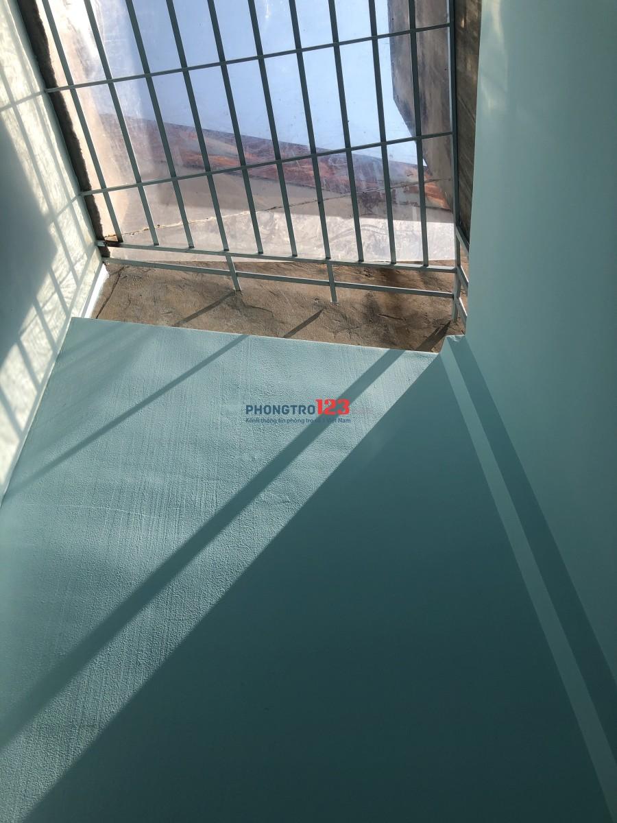 Cho thuê nhà mới nguyên căn 4x16 1 lửng hẻm 6m Đường Chiến Lược, Q.Bình Tân. Giá 7tr/tháng