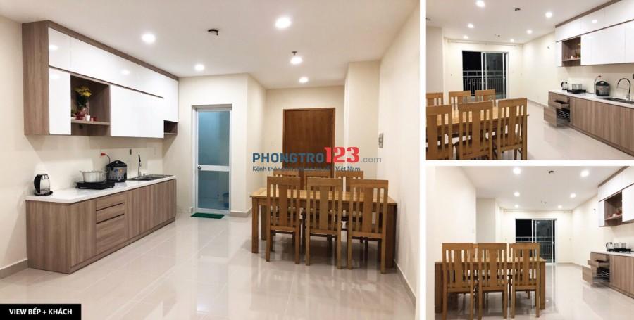 Cho thuê căn hộ Chung Cư Long Sơn siêu thoáng mát