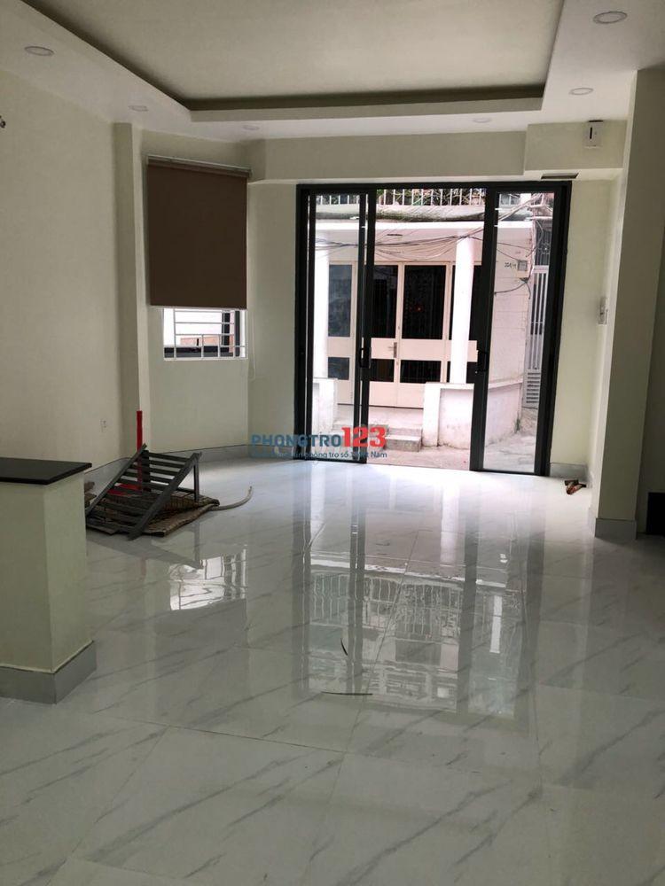 Cho thuê nhà mới nguyên căn Q.10- 12.5 triệu/ tháng