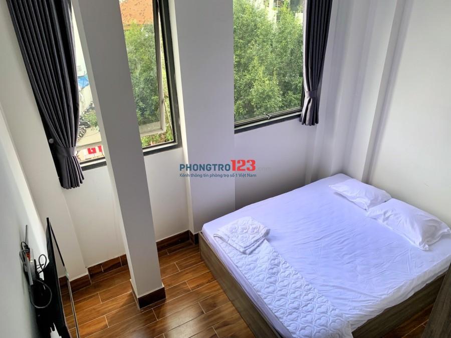 Cho thuê căn hộ cao cấp, gần công viên Hoàng Văn Thụ