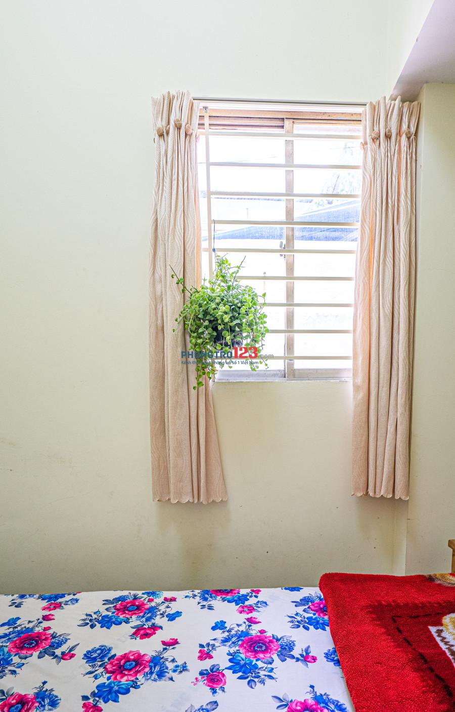 Phòng cho thuê, full NT, bếp, wc riêng, giờ tự do, Bùi Viện, Q.1