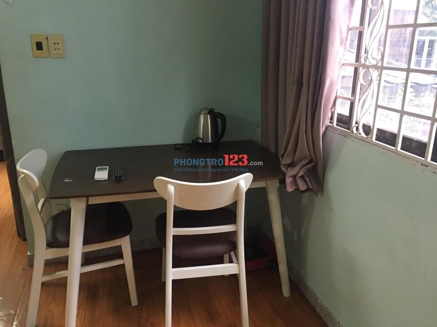 Cho thuê căn hộ đầy đủ tiện nghi tại Tân Bình