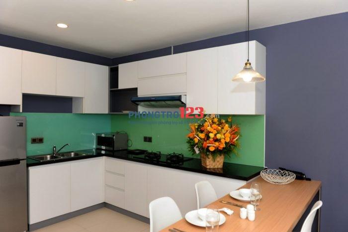 Căn hộ dịch vụ cho thuê Lumos Apartment