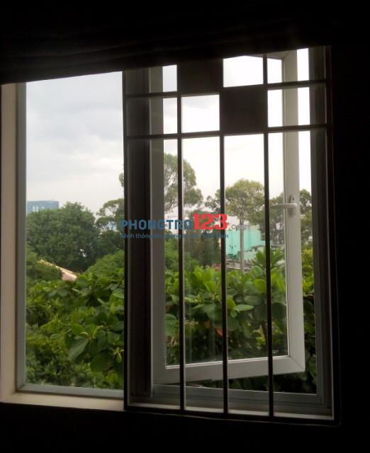 Cho thuê căn hộ mini 20m2 Q.11, view công viên, giá 3.5 triệu