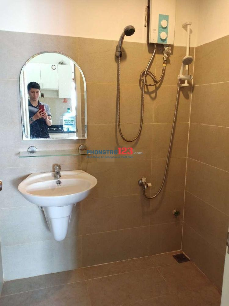 Chính chủ cho thuê căn hộ Sunview Town Thủ Đức 60m2 2pn 2wc. Giá 6,5tr/tháng