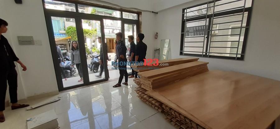 Mặt bằng kinh doanh đẹp quận Bình Thạnh, gần chợ Nguyễn Xí