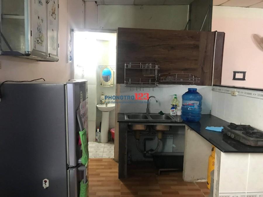 Nhà cho thuê nguyên căn 55m2, Nguyễn Thái Sơn, P.5, Gò Vấp