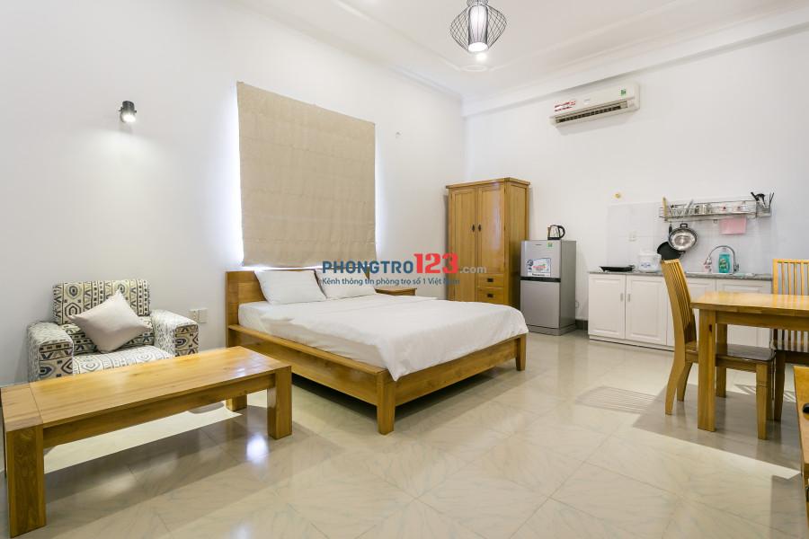 Phòng 40m2- 9tr tiện nghi đầy đủ, free tất cả dịch vụ, ngay Saigonpearl Q.1