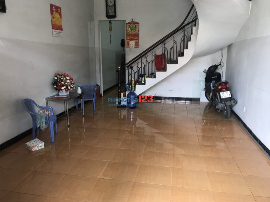 Chính chủ cho thuê mặt bằng mặt tiền 134 Trần Tấn, P.Tân Sơn Nhì, Q.Tân Phú. Giá 4tr/tháng