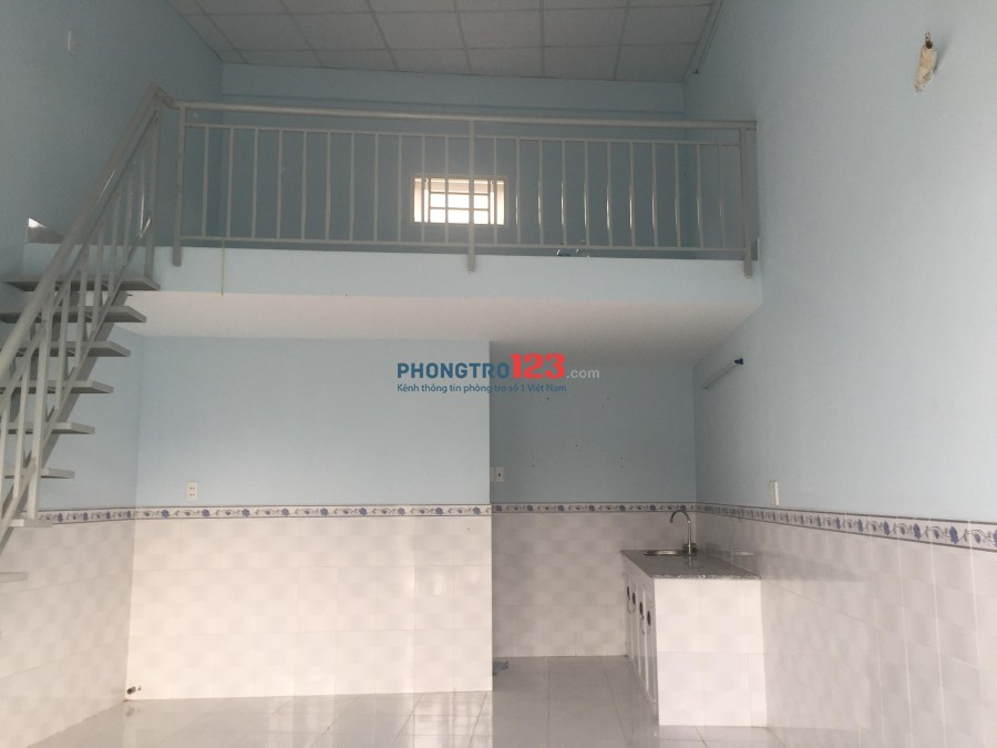 Phòng mới xây 30 m2 (dạng căn hộ mini)