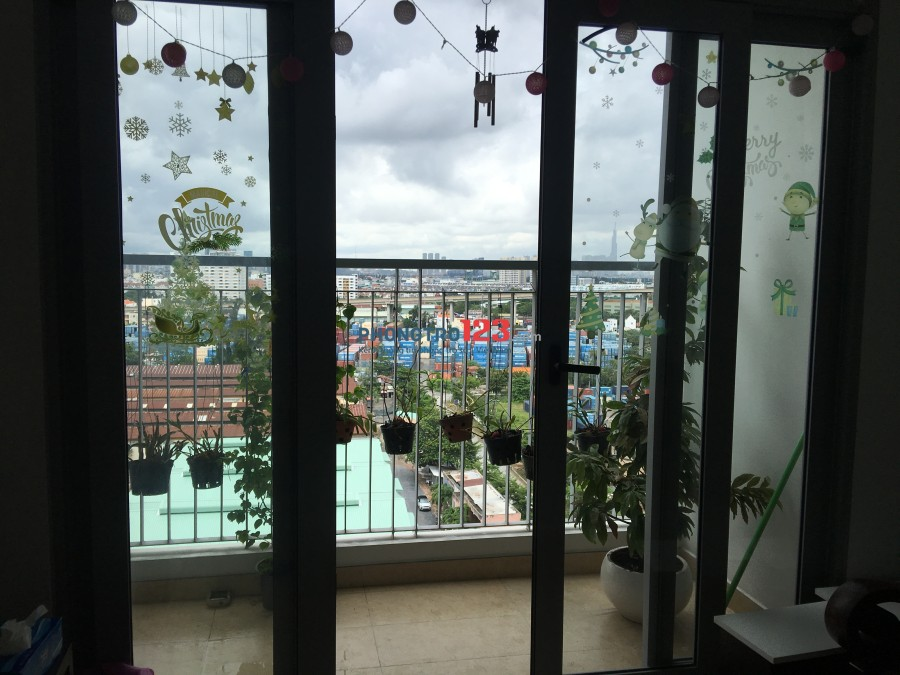 Cho thuê phòng 16m2 Chung cư Luxgarden Q7 full nội thất, tolet riêng