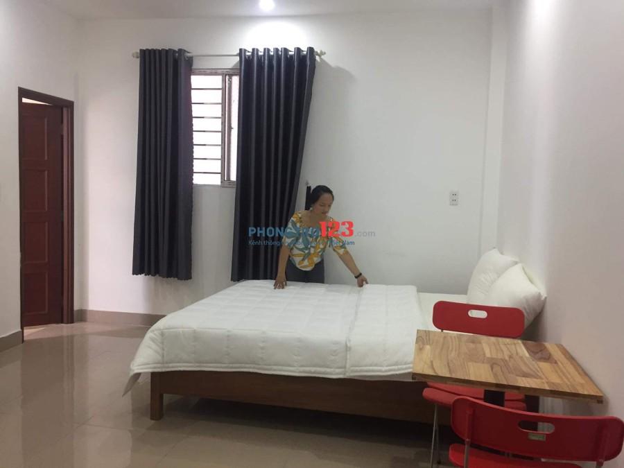Cần cho thuê gấp căn hộ mini mới xây