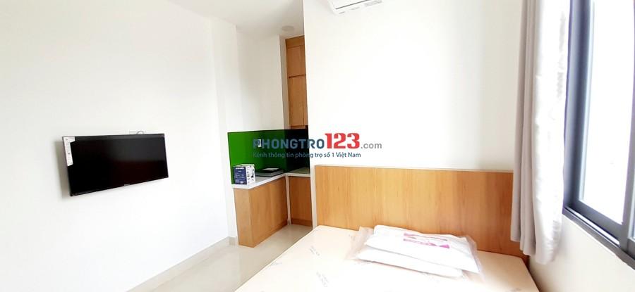 Siêu phẩm căn hộ mini mới đẹp- Bình Thạnh- Nơ Trang Long