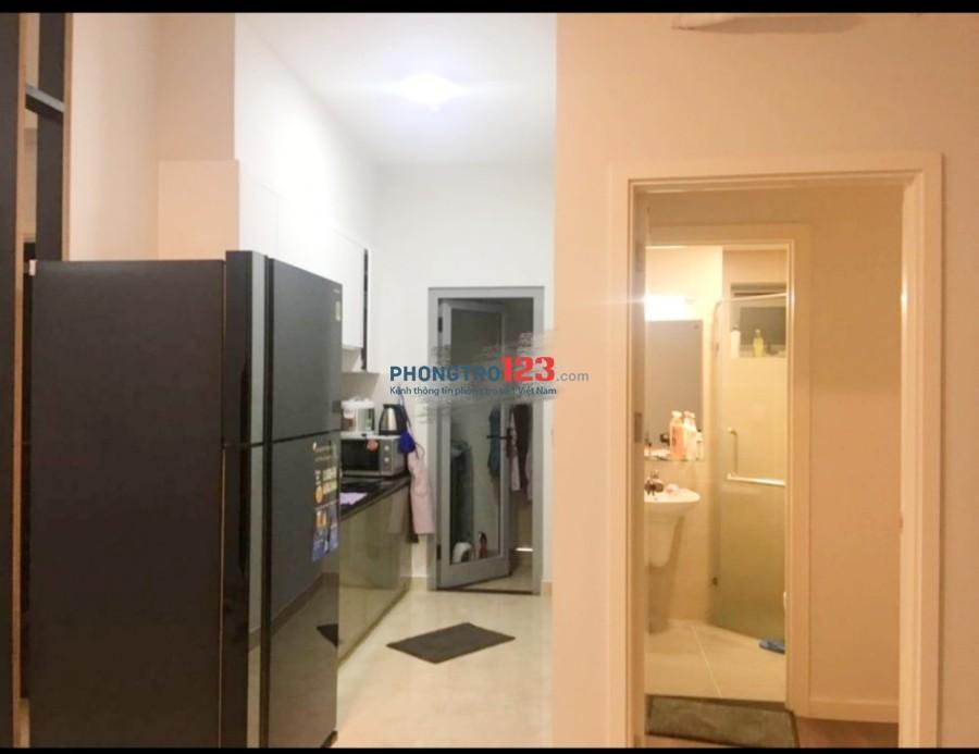 Chính chủ cho thuê căn hộ LuxGarden Q.7 68m² 2PN Full nội thất, giá 12tr/tháng Ms Hồng