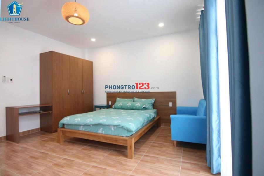 Căn hộ 35m2 Full nội thất NEW 100% đường Hoàng Hoa Thám, Trung tâm quận Bình Thạnh