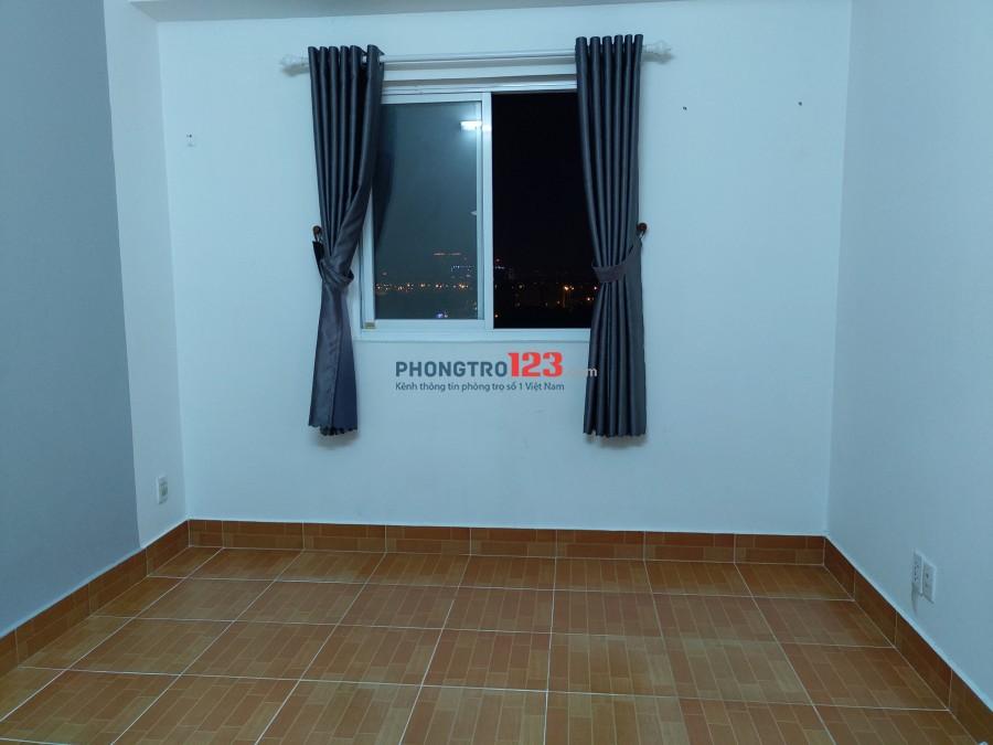 Cho thuê căn hộ Q.8 72m2 1PK 2PN 2WC kèm nội thất - 8tr/tháng