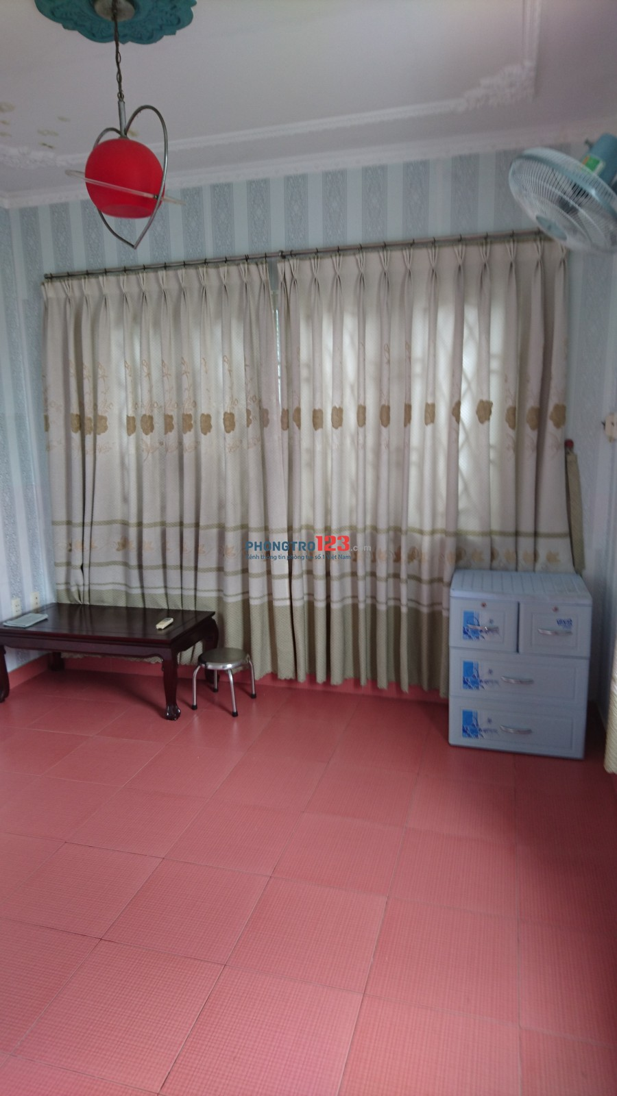 Cho thuê phòng đủ tiện nghi gần Coop.mart Phan Xích Long
