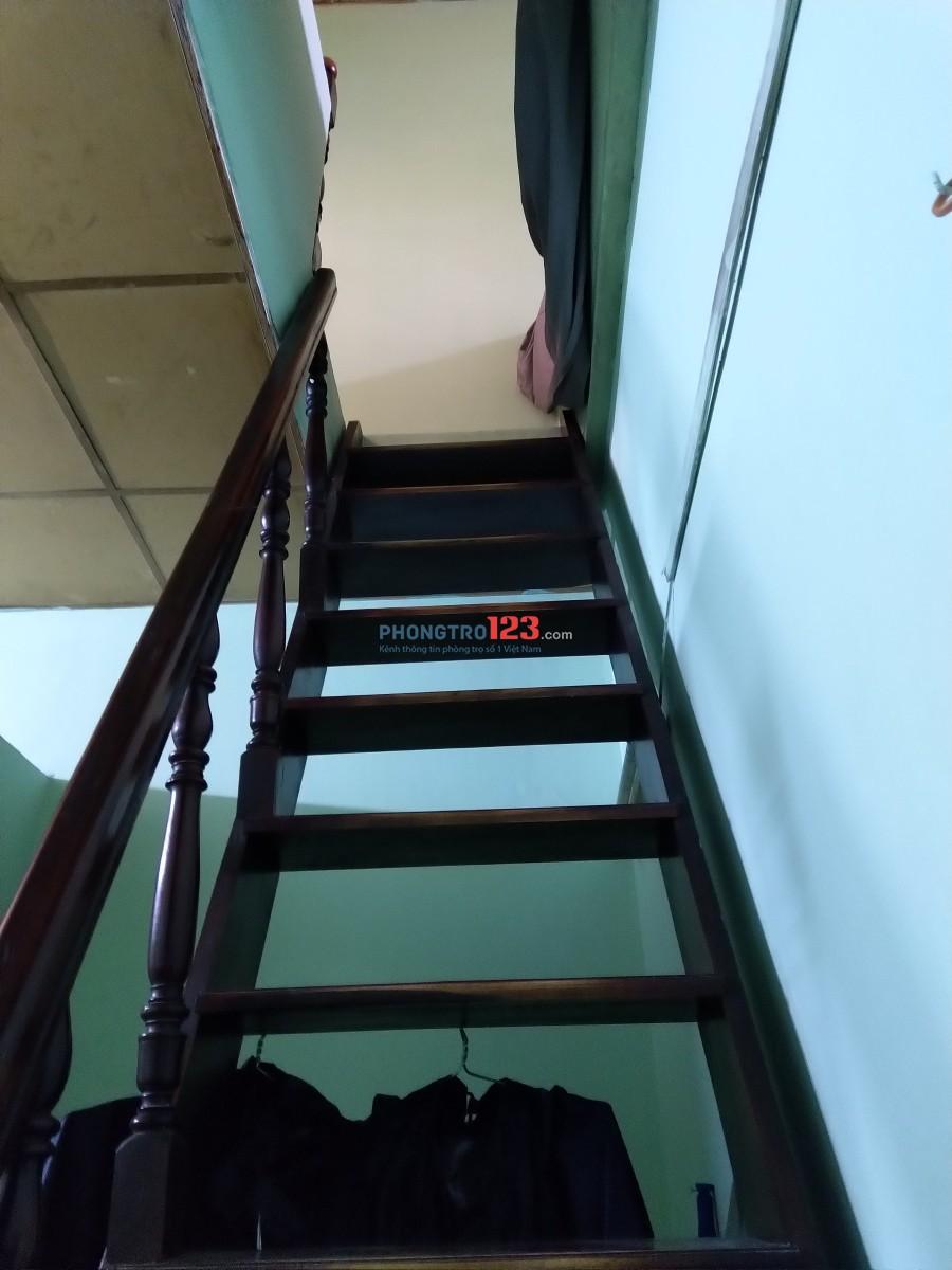 Phòng cho thuê đường Lạc Long Quân cách chợ Bình Thời 100m