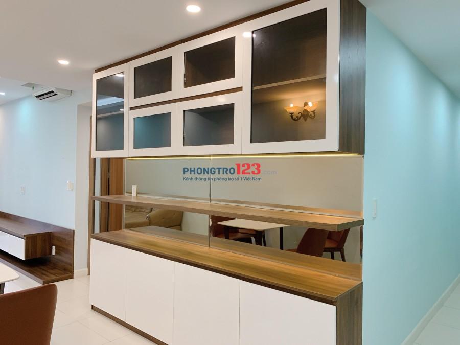 Cho thuê căn hộ 82m2, 2PN, full nội thất, C/C Lexington