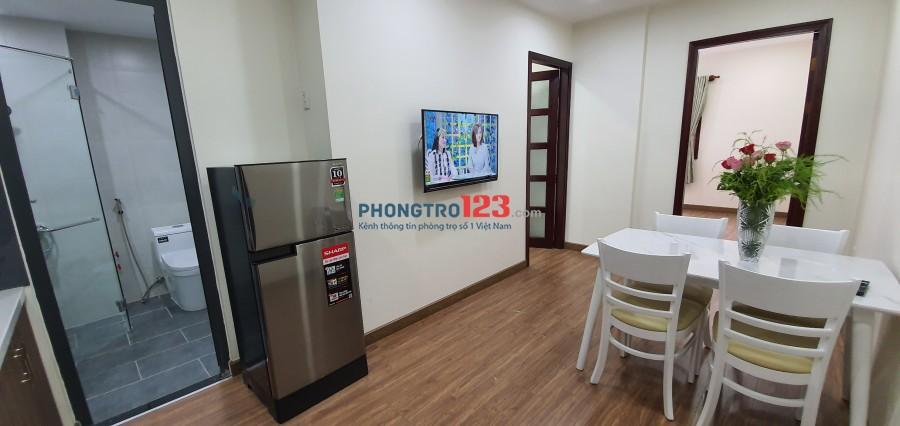 Căn hộ full nội thất 45m2 – 2PN – Quận Bình Thạnh