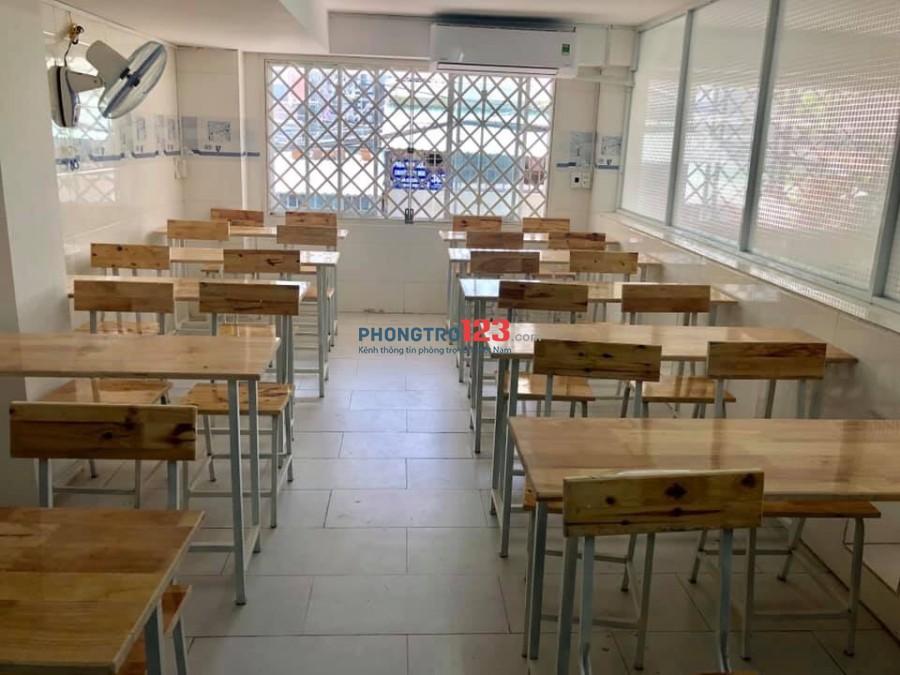 Chính chủ cho thuê Phòng Dạy Học có sẵn vật dụng tại Nguyễn Thị Kiểu, Q.12. Giá 700k/tháng