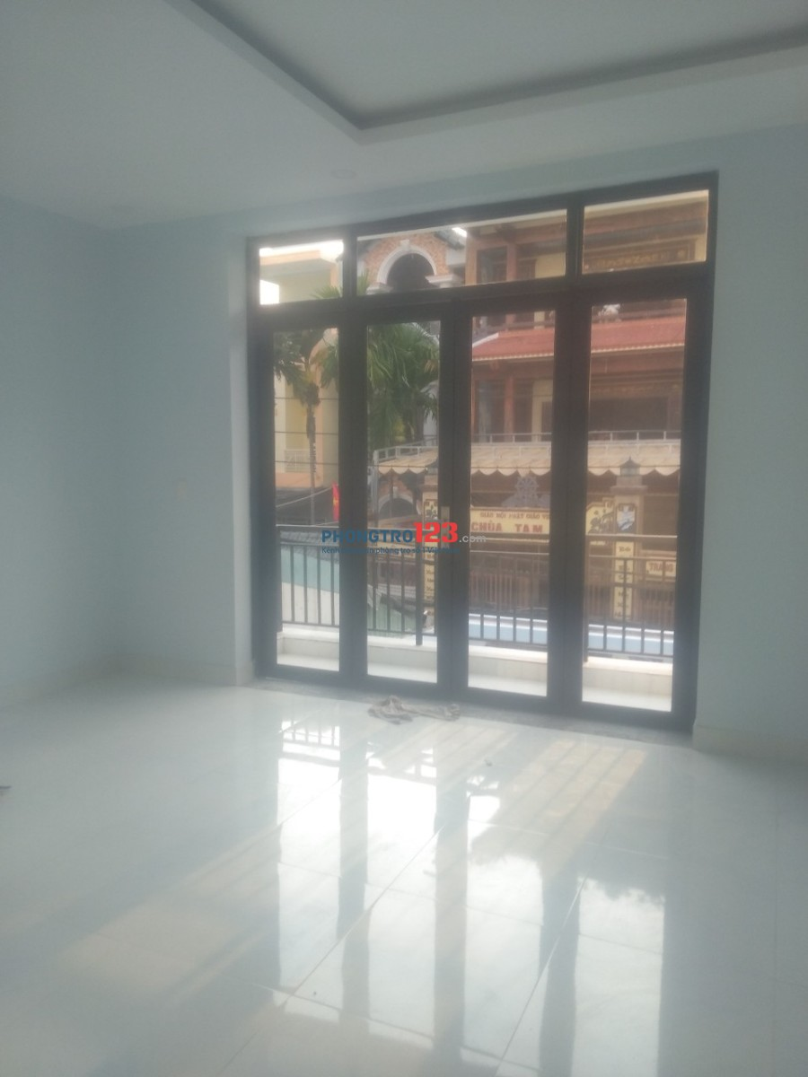Cho thuê phòng trọ mới xây 77/16 đường Chuyên Dùng 9 _ Quận 7