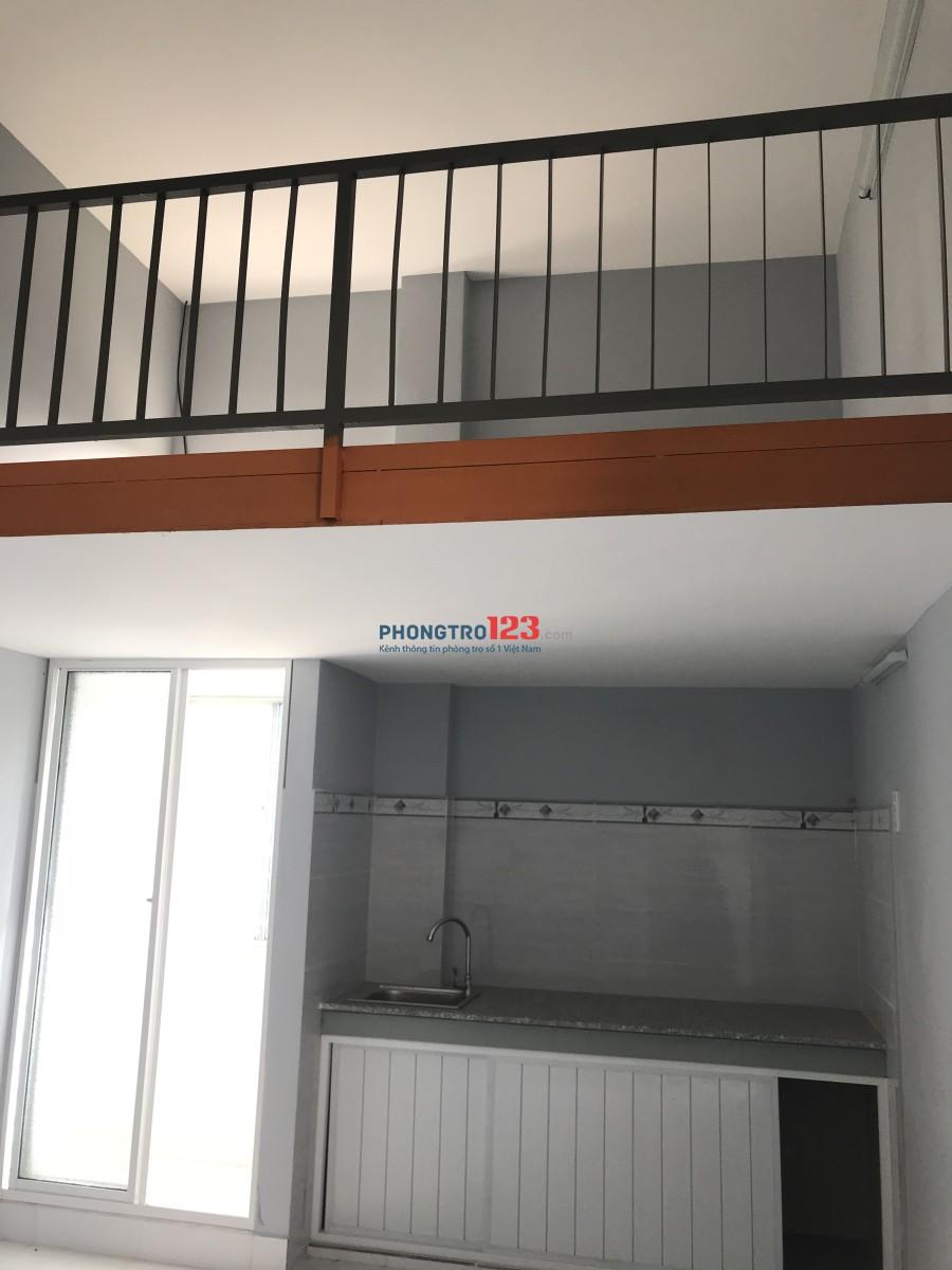 Phòng Trọ Cao Cấp có ban công, máy lạnh- Tô Hiệu - Tân Phú