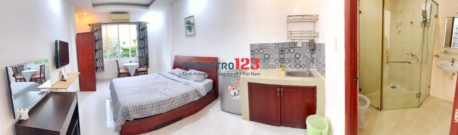 Cho thuê căn hộ cao cấp quận Phú Nhuận